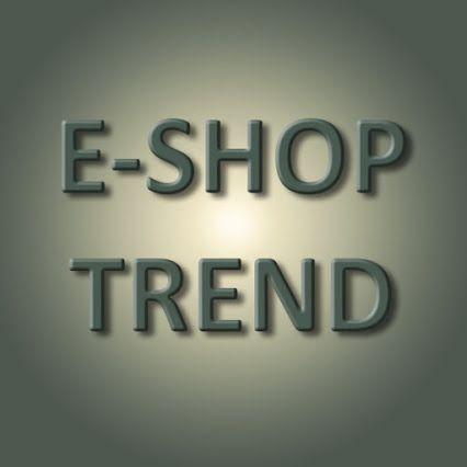 E-shop TREND doporučuje on-line nákupy v e-shopech s atraktivní nabídkou zboží.
