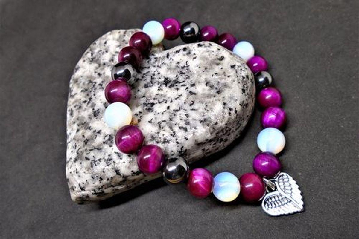 Náramky z minerálních kamenů