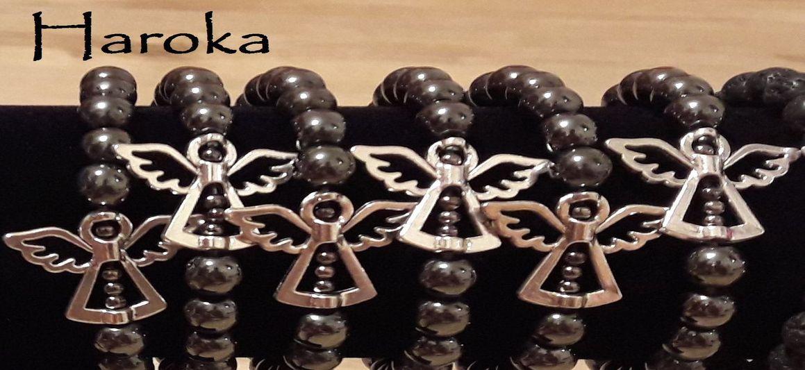 Prodej náramků z minerálních kamenů E-shop HAROKA