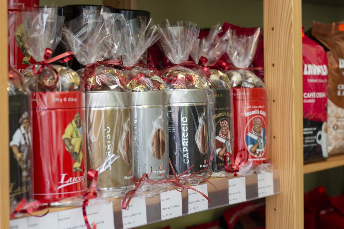 Prodej zrnkové kávy Arabica a Robusta - E-shop Vito Grande