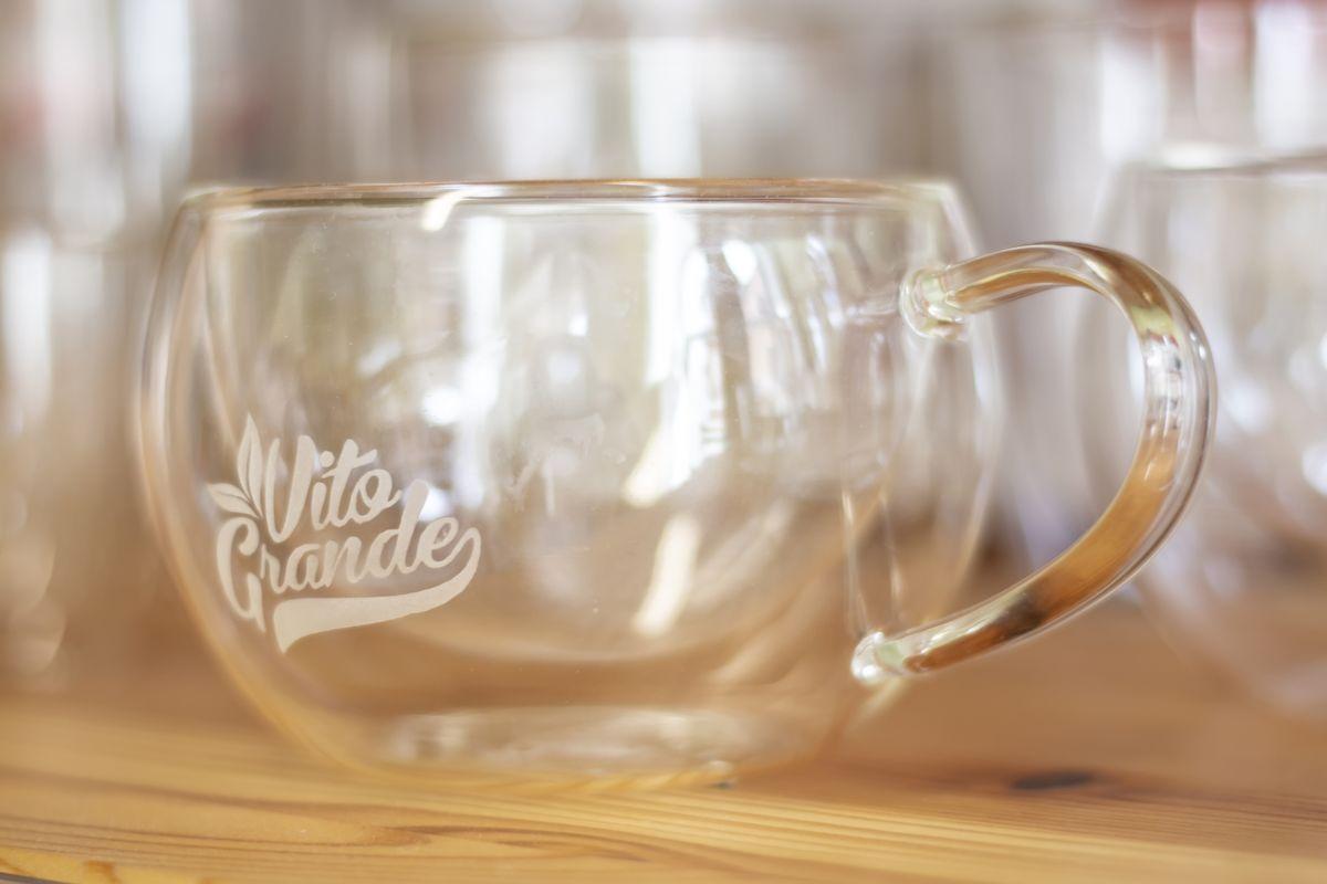 Vito Grande E-skop se zrnkovou kávou
