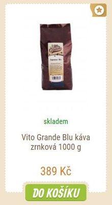 Zrnková káva - prodej exkluzivní kávy on line