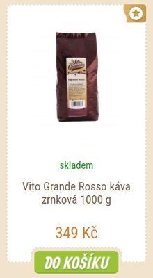 Zrnková káva - prodej kávy on line