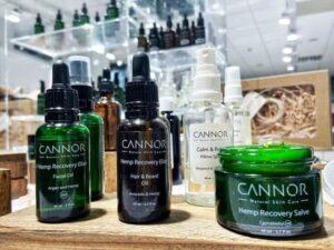 CANNOR KOSMETIKA - přírodní léčivá konopná kosmetika s CBD