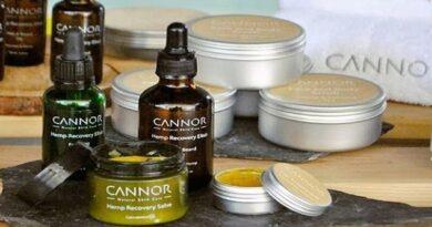 Konopná kosmetika | konopný olej s CBD