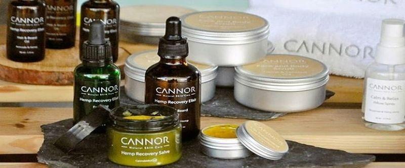 Konopná kosmetika - konopný olej s CBD