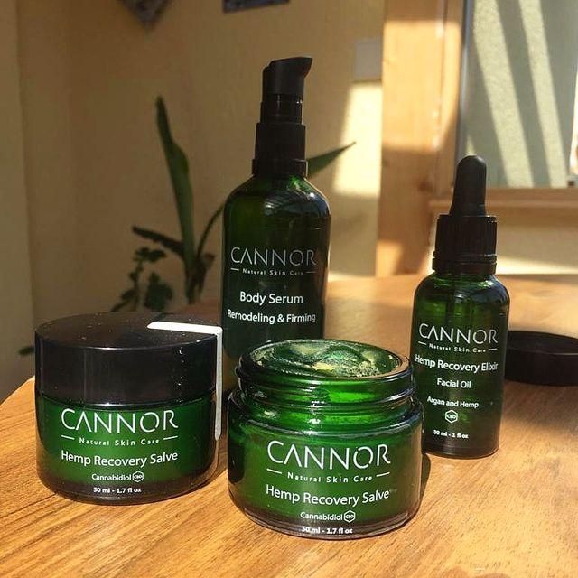 CANNOR kosmetika - přírodní -léčivá - konopná