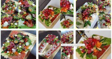 SLANÉ TORTY KOŠICE | ONLINE OBJEDNÁVKY